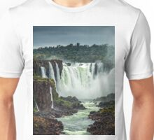 Iguaza Falls - No. 5 Unisex T-Shirt