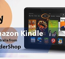 Buy Amazon Kindle in Australia from ReaderShop by kindle011