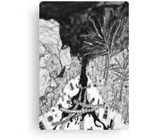 nature living Canvas Print