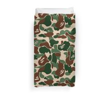 Bathing Ape Woodland Camo Duvet Cover