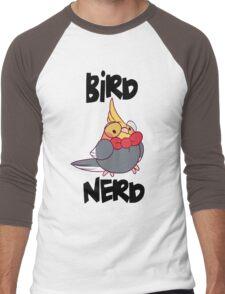 Bird Nerd Men's Baseball ¾ T-Shirt