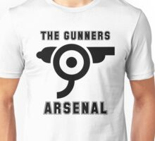 The Gunners, Arsenal Unisex T-Shirt