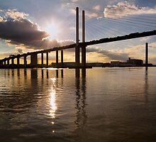 Dartford Crossing 1 by Geoff Carpenter