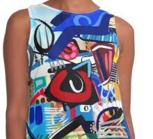 Abstract Landscape Contrast Tank