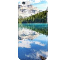 Emerald Lake, Banff Canada iPhone Case/Skin