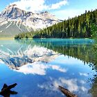 Emerald Lake, Banff Canada by Yool