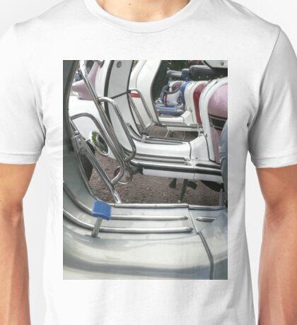 MODS IN REGENTS PARK Unisex T-Shirt