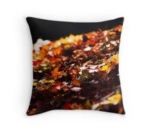and they all fall down Throw Pillow