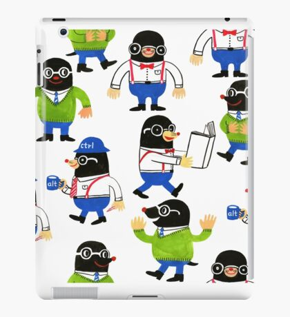 Mole iPad Case/Skin
