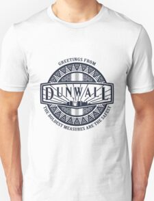 Greetings from Dunwall (sticker) T-Shirt