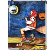 If the broom fits ride it iPad Case/Skin