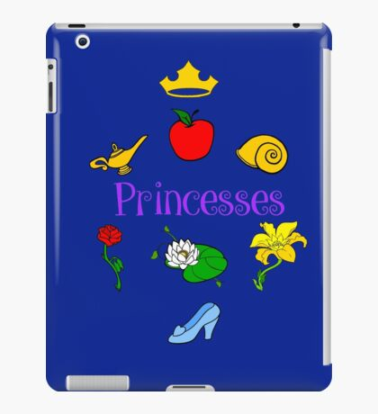Princesses iPad Case/Skin