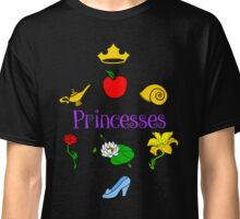 Princesses Classic T-Shirt