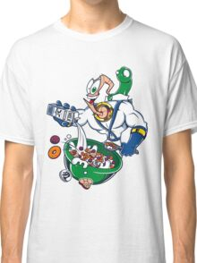 Groovy-Os Cereal (sticker) Classic T-Shirt