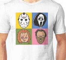 Greatest Hits of Horror Unisex T-Shirt