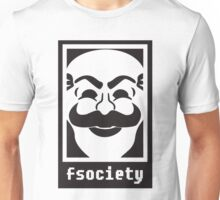 F society - Mr Robot Unisex T-Shirt