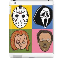 Greatest Hits of Horror iPad Case/Skin