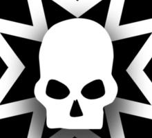 Black Templars - Warhammer Sticker
