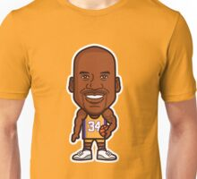 Shaquille O'neal Unisex T-Shirt
