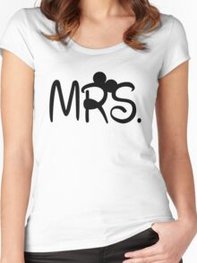 Mr. Mouse Women's Fitted Scoop T-Shirt