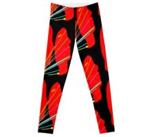 Mickeys Art And Design.Biz, Title of image: Heads Up Leggings