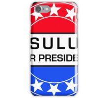 SULU FOR PRESIDENT iPhone Case/Skin