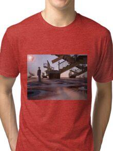 Nonexistent opportunities for advancement  Tri-blend T-Shirt