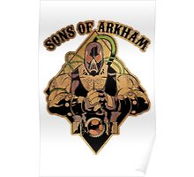 Son of Arkham - Wrestler Poster
