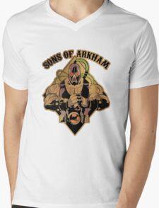 Son of Arkham - Wrestler Mens V-Neck T-Shirt