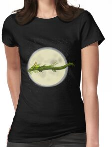 Starry Night Trip Womens Fitted T-Shirt