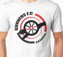 Asenal FC - The Gunners Unisex T-Shirt