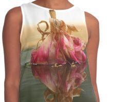 Cinderella's dress is worn, but she still looks stunning... Contrast Tank