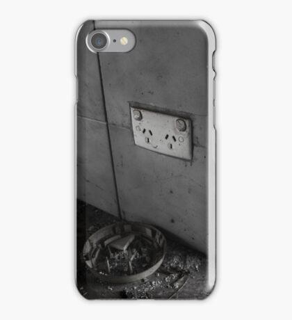 Damaged  iPhone Case/Skin