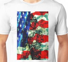Military Branches of Service Unisex T-Shirt