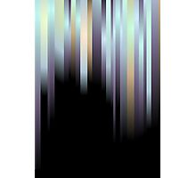 Sky Collapsing; Abstract Digital Vector Art Photographic Print