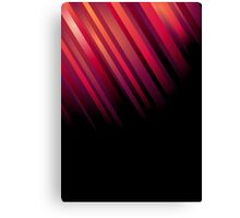 Just a Touch; Abstract Digital Vector Art Canvas Print