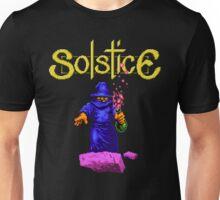 Solstice - NES Title Screen Unisex T-Shirt