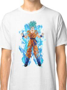 Goku Super Saiyan Blue Classic T-Shirt
