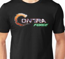 Contra Force - NES Title Screen Unisex T-Shirt