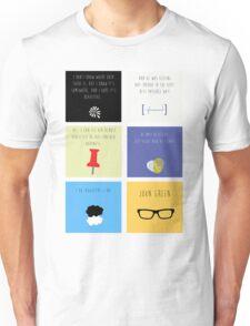 Last Words - John Green edition Unisex T-Shirt