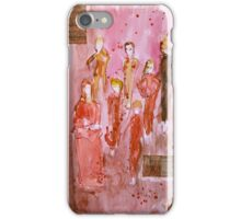 Marché aux puces I – Figurines iPhone Case/Skin