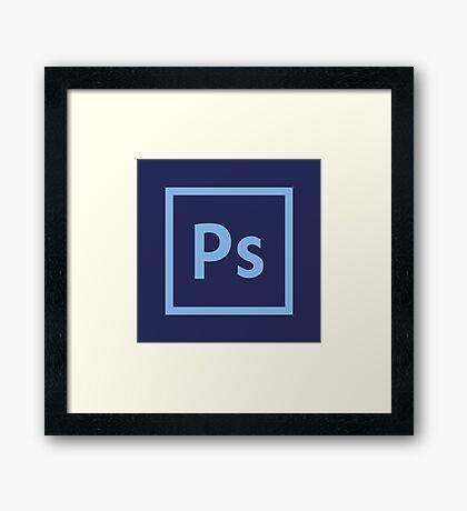Photoshop CC Framed Print