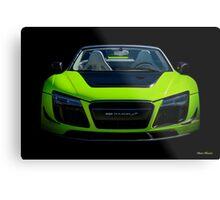 2015 Audi R8 Razor GTR Metal Print