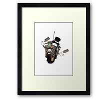 The Gentleman Caller Framed Print
