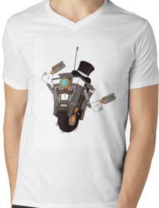The Gentleman Caller Mens V-Neck T-Shirt