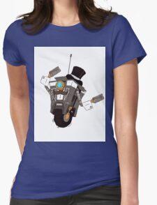 The Gentleman Caller Womens Fitted T-Shirt