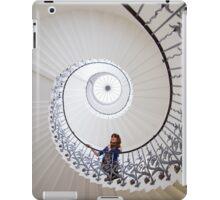 A day out in Greenwich - Tulip Stairs iPad Case/Skin