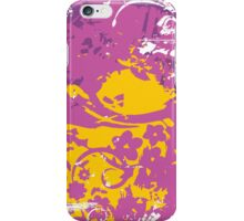 Pinky Taurus; Abstract Digital Vector Art iPhone Case/Skin