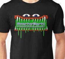 Monster Party - NES Title Screen Unisex T-Shirt