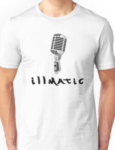 illmatic Microphone Unisex T-Shirt